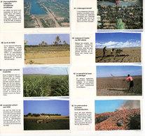 8 Images Documentées Sur Le Theme Del' Agriculture (107811) - Sammelkarten, Lernkarten