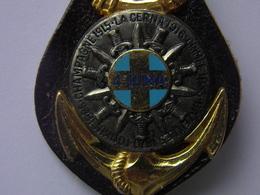 Insigne Du 4 Régiment D'infanterie De Marine ( 4 Eme Rima) - Heer