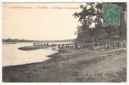 Guinée - Le Niger à Kouroussa - 1907 - Guinée Française