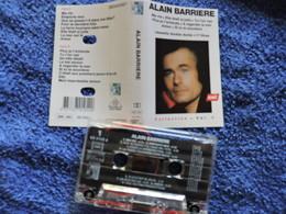 ALAIN BARRIERE VOIR DESCRIPTIF ET PHOTO... REGARDEZ LES AUTRES (PLUSIEURS) - Cassettes Audio