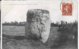 50 - JULLOUVILLE  -  Le Menhir De Vaumoisson    N - France
