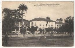 Guinée - CONAKRY - Hôtel Du Gouvernement - Fortier 148 - Guinée Française
