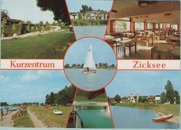 CPM: KURZENTRUM  ZICKSEE  (autriche):   Multivues    (E685) - Autriche
