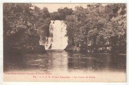 Guinée - Les Chutes De Kaléta - James 705 - 1928 - Guinée Française