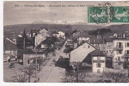 Thonon-les-Bains - Boulevard Des Vallées Et Dent D' Oche - 1915 - Pamiers
