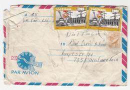Vietnam, Airmail Letter Cover Travelled 199? B180725 - Viêt-Nam