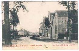 Bourg-Léopold - Vue Sur Le Village 1906  (Geanimeerd) - Leopoldsburg