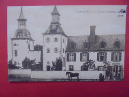 Grand-Han :Le Château De Favraux (G112) - Durbuy