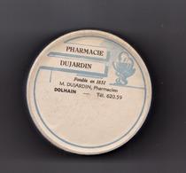 DOLHAIN LIMBOURG Boite De Pharmacie DUJARDIN Pharmacien - Boîtes/Coffrets