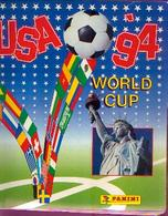 PANINI « USA 94 – World Cup» - Album Incomplet (seuls Manquent 8 Chromos) - Albums & Katalogus