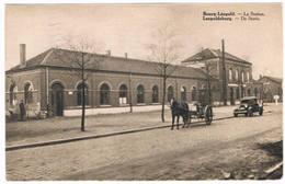 Bourg-Léopold - La Station 1939  (Geanimeerd) - Leopoldsburg