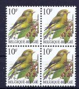 BELGIE * Buzin * Nr 2461 * Postfris Xx * WIT  PAPIER - 1985-.. Vögel (Buzin)