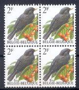 BELGIE * Buzin * Nr 2458 * Postfris Xx * HELDER WIT PAPIER - 1985-.. Vögel (Buzin)