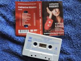 CATHERINE RIBEIRO VOIR DESCRIPTIF ET PHOTO... REGARDEZ LES AUTRES (PLUSIEURS) - Cassettes Audio