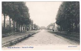Camp De Beverloo - Vue Sur Le Village 1908 (Geanimeerd) - Leopoldsburg