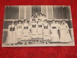 LANDEN  - Vlaamse Kermis, Mei 1910. Concert   - Kermesse Flamande, Mai 1910 - Café Concert - Landen