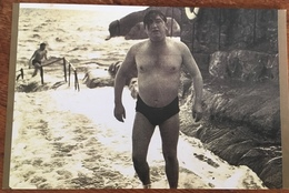 Brendan Behan, August 1952.  The Nostalgia Postcard Collectors Club, Yesterday's Britain 1890s - 1950s - Famous People
