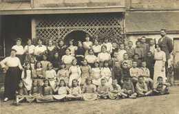 DESTOCKAGE  BON LOT 100 CARTES PHOTOS PERSONNAGES (Classes Familles Communion Mariage ..Portraits ) Toutes Scanées - 100 - 499 Cartes