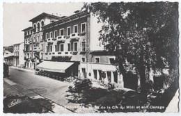 CPSM PORT VENDRES Hôtel De La Cie Du Midi - Port Vendres