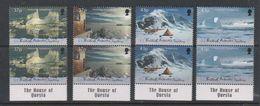 "British Antarctic Territory (BAT) 2000 Antarctic Symphony 4v (pair, ""House Of Questa"") ** Mnh (39820) - Ongebruikt"