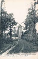 Bourg-Léopold - Camp De Beverloo - Vue Sur Le Moulin 19..  (Geanimeerd) - Leopoldsburg