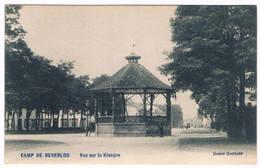Camp De Beverloo - Vue Sur Le Kiosque 1907 - Leopoldsburg