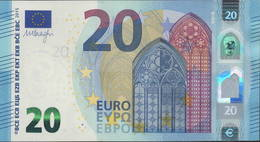 "EURO 20  ITALIA SE S016  ""32""  DRAGHI  UNC - EURO"