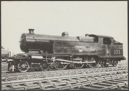Southern Railway 4-6-0 No 333 'Remembrance' - J Arthur Dixon Postcard - Trains