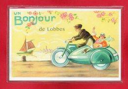 BELGIQUE-CPA LOBBES - Lobbes