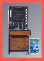 RADIO E TELECOMUNICAZIONI - MK 165 - TELEFONO - MARCOFILIA - Radio