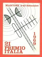 RADIO E TELECOMUNICAZIONI -  - MANTOVA - PREMIO ITALIA - Radio