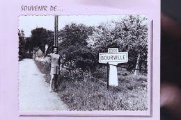 BOURVILLE - France