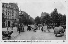 PARIS     BOULEVARD VOLTAIRE   ET RICHARD LENOIR - Arrondissement: 11