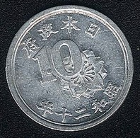 Japan, 10 Sen 1945 (Jahr 20) - Japan
