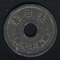 Japan, 10 Sen 1944 (Jahr 19) - Japan
