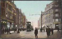 Fargate, Sheffield, Yorkshire, C.1905 - BRL Postcard - Sheffield