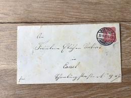 Northeim - Cassel - Kassel - Briefe U. Dokumente
