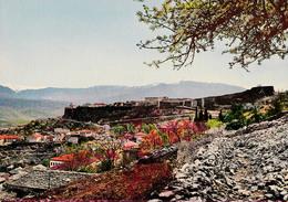 GIROKASTRA / GJIROKASTER : VUE DE LA FORTERESSE / VIEW OF THE FORTRESS ~ 1970 - '72 (ab941) - Albanie