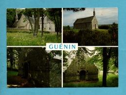 56 Morbihan Guenin Ses Chapelles Carte Multivues - France