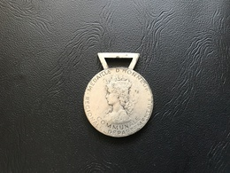 Medaille D'Honneur Collectivités Locales 1990 Argent - France