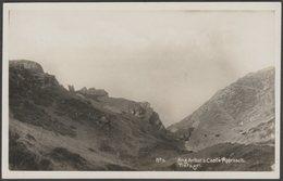 King Arthur's Castle Approach, Tintagel, Cornwall, C.1930s - Hayne & Son RP Postcard - England