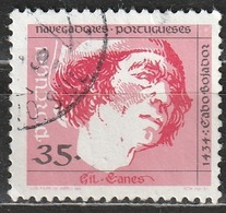 Portogallo 1991 Gil Eanes - Navigatori | Persone Famose | Uomini - Usati