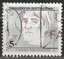 Portogallo 1990   Tristão Vaz Teixeira - Esploratori | Navigatori | Persone Famose - Usati