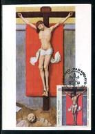 Paraguay - Carte Maximum 1968 - Oeuvre De Van Der Weyden - Paraguay