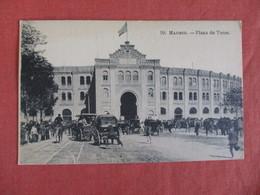 > Spain > Madrid Plaza De Toros   Ef 3021 - Madrid