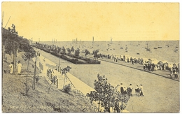 New Drive & Parade Westcliff On Sea - Unused C1918 - Southend, Westcliff & Leigh