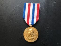 Medaille D'Honneur Des Cheminots 1963 Echelon Or - France