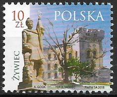 2018 Polen Mi. 4996**MNH   Miasta Polskie Zywiec - 1944-.... Republik