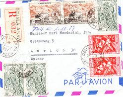 CAMEROON COVER 1957 - Kameroen (1960-...)