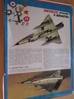 Page Issue De SPIROU Années 70 / MISTER KIT Présente : LE MIRAGE IIIC De FUJIMI Au 1/48e - Magazines